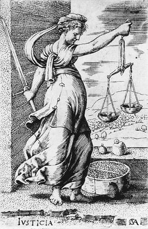 Representing Justice: Lady Justice: Representing Justice