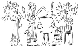 Representing Justice: Mesopotamian Scales