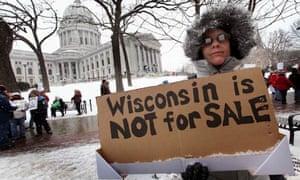 Wisconsin scott walker
