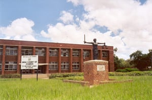 Representing Justice: Representing Justice: High Court of Zambia