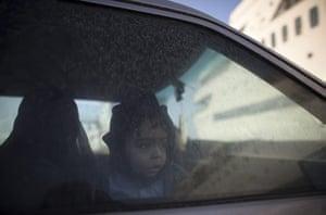 Libya: Syrians wait to be evacuated in Benghazi