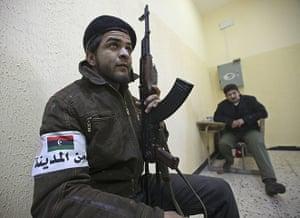 Libya: Imprisoned mercenaries