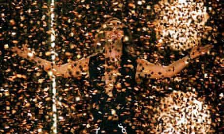 John Galliano paris dior show 2002