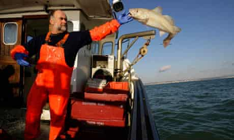EU fisheries ministers policy