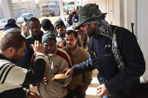 Libya unrest continues: Stranded foreign workers from west Africa
