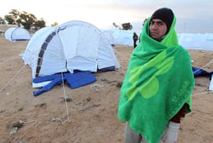 Libya unrest continues: A Filipino refugee