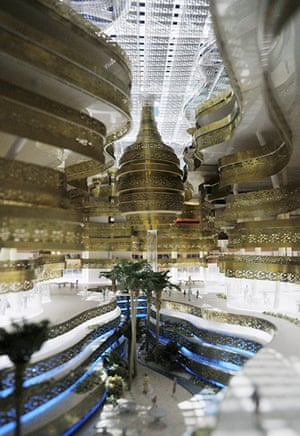 Masdar City: A model of an upcoming project
