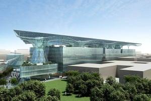 Masdar City: United Arab Emirates The IRENA headquarters