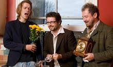 Arthurs, Hoiby, Ritchie Trio