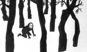 Young Inferno illustrated by Satoshi Kitamura