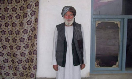 The Afghan president's cousin Haji Yar Mohammad Karzai
