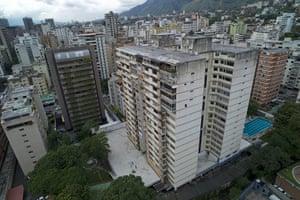 Venezuela Caracas : General view of Venezuela, Caracas