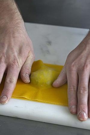 How to make ravioli: Raymond Blanc ravioli 3