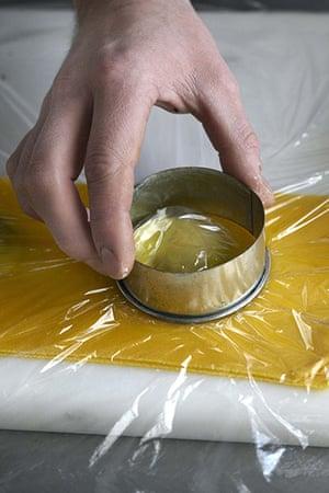 How to make ravioli: Raymond Blanc ravioli 4