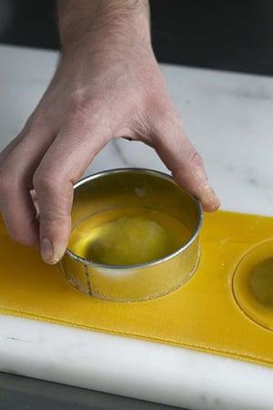 How to make ravioli: Raymond Blanc ravioli 5