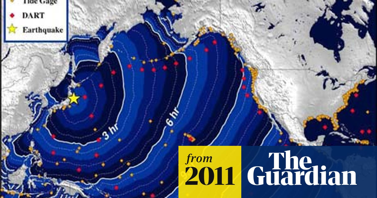 Japan earthquake and tsunami: what happened and why | World