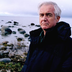 top ten: crime writers: Henning Mankell