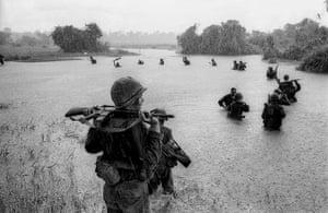 Henri Huet: Paratroopers of the U.S. 2nd Battalion