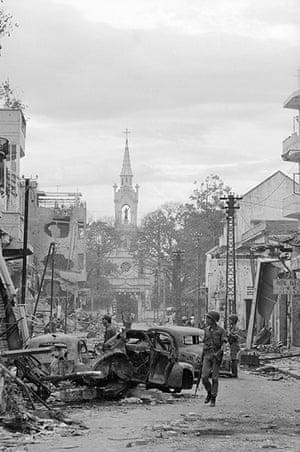 Henri Huet:  Mini-Tet Offensive of May 1968 in Cholon