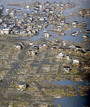 Japan - the day after: Soma devastation