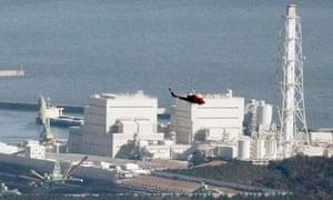 Japan's Fukushima Daiichi No.1 nuclear reactor