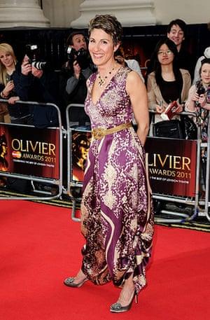 Olivier awards arrivals : The Olivier Awards 2011 - Arrivals