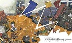 Anger Arthur illustrtaed by Satoshi Kitamura
