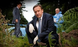 Midsomer Murders producer suspended over minorities comments
