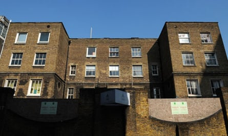 Historic 'Oliver Twist' Workhouse In Central London Faces Demolition