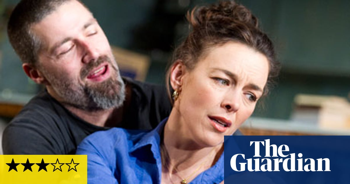 In a Forest Dark and Deep - review | Stage | The Guardian