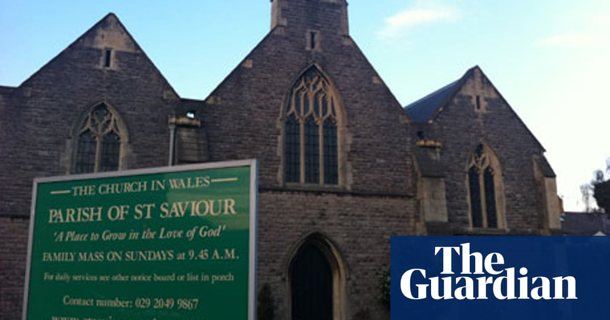 Splott Church Stripped Of Lead Roofing Cardiff The