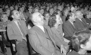 Germans laugh at film
