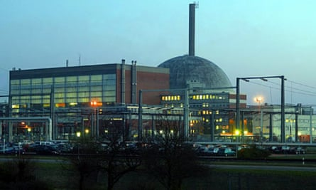 Nuclear power station, Stade, Germany