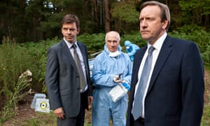 Midsomer Murders is co-created by Brian True-May