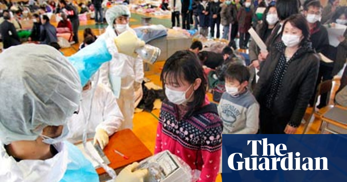 Fukushima 50 battle radiation risks as Japan nuclear crisis