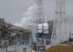 Japan Earthquake: Tokyo Electric Power Co. Fukushima Daiichi Nuclear Power Plant