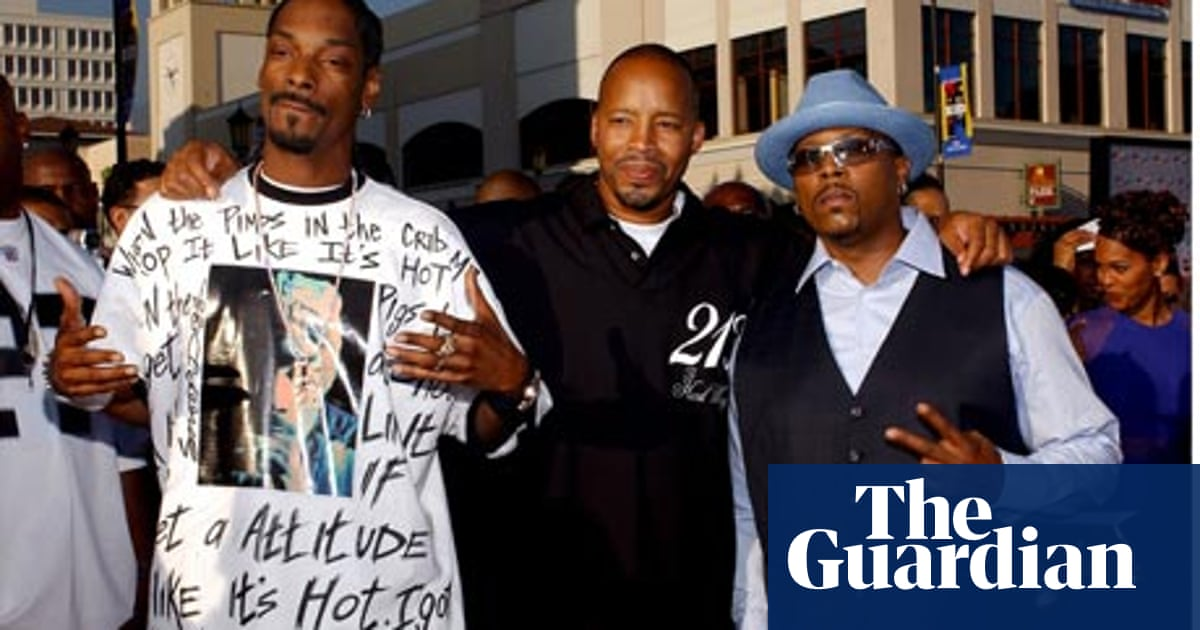 Nate Dogg: the unsung hero of hip-hop | Music | The Guardian