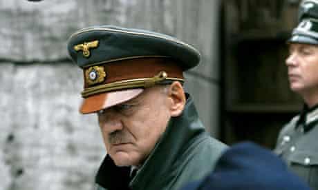 DOWNFALL - Bruno Ganz as Hitler
