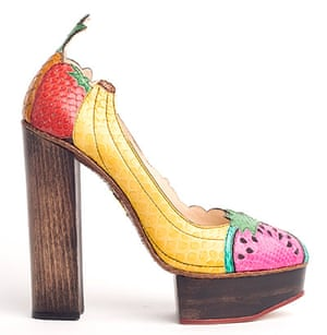 Key trends: fruit: Shoes
