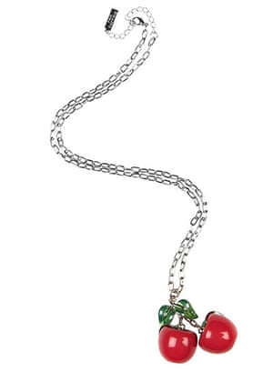 Key trends: fruit: Necklace