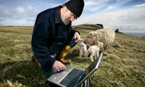 Broadband access in the country