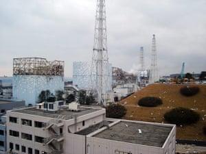 Japan Earthquake: Nuclear crisis at Fukushima Dai-ichi nuclear power plant