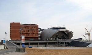 Masdar: UEA new sustainable town