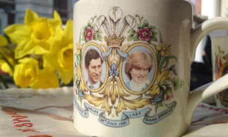 milkwood royal wedding memorabilia cardiff