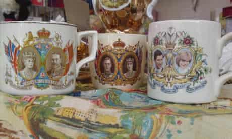 milkwood gallery royal wedding memorabilia