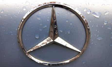 mercedes badge germany