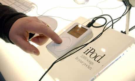 iPod at Macworld