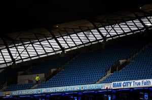sport: Manchester City v Dynamo Kiev - UEFA Europa League