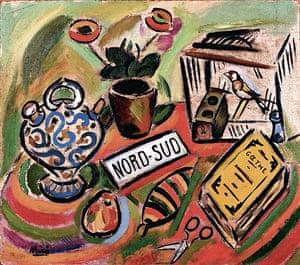 Joan Miró : Nord-Sud, 1917