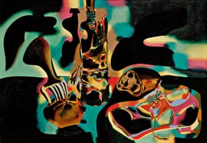 Joan Miró : Still Life with Old Shoe, 1937